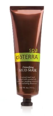 DOTERRA MUD MASK 4oz