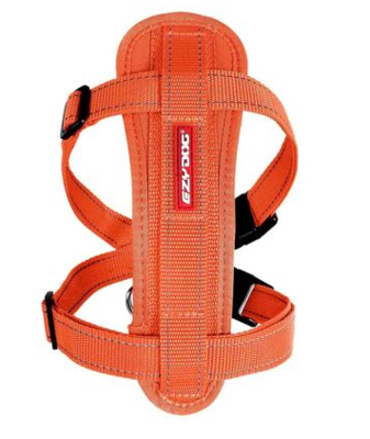 EZY CHEST PLATE ORANGE MD
