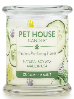OFA CUCUMBER MINT CANDLE