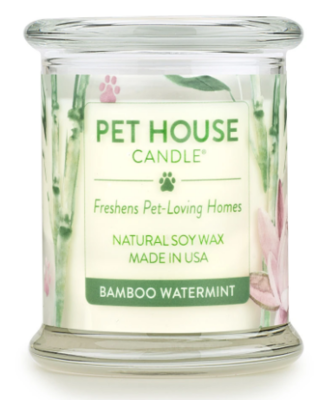 OFA BAMBOO WATERMINT CANDLE