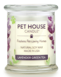 OFA LAV GREEN TEA CANDLE