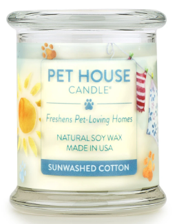 OFA SUNWASHED COTTON CANDLE