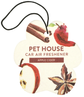 OFA APPLE CIDER CAR FRESHENER