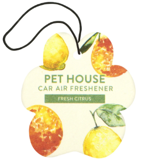 OFA FRESH CITRUS CAR FRESHENER