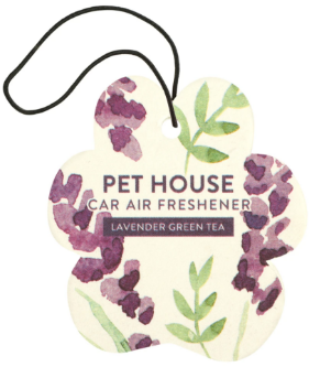 OFA LAV GREEN TEA CAR FRESHENER