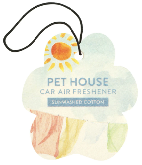OFA SUNWASHED COTTON CAR FRESHENER