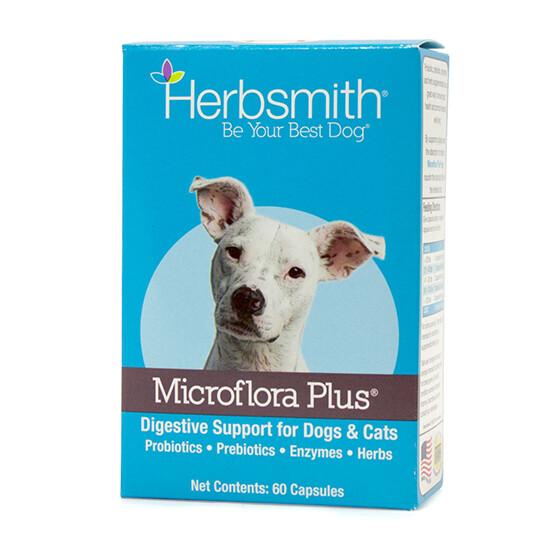 HERBSMITH MICROFLORA 60CT
