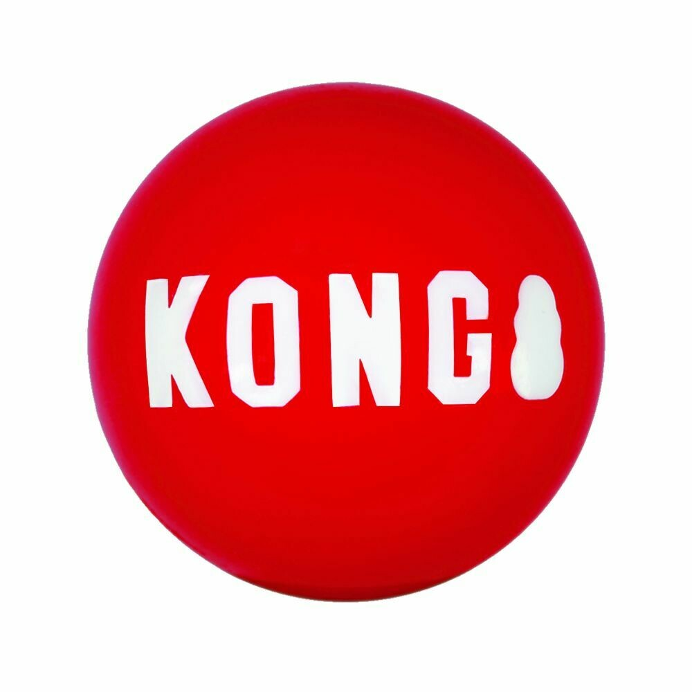 KONG SIGNATURE BALL LG 2PK