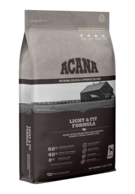 ACANA HERITAGE LIGHT & FIT 25#