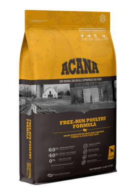 ACANA HERITAGE POULTRY 25#