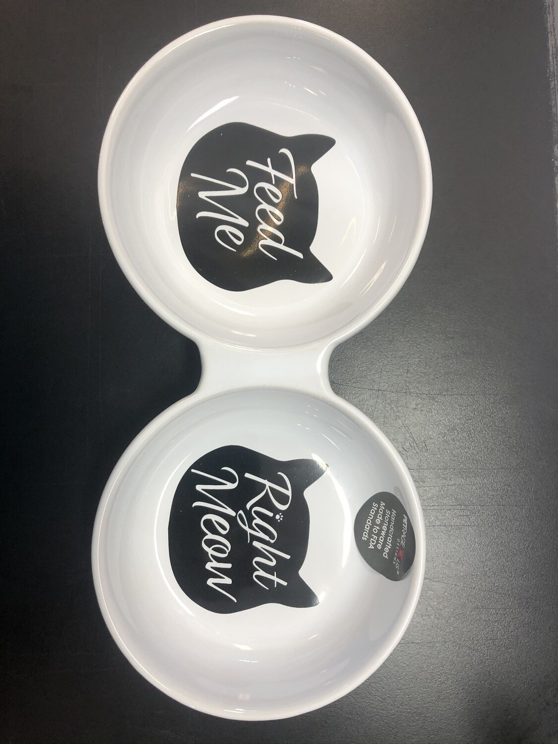 """MEOW KITTY DUO DINNER CUP 10"""""""