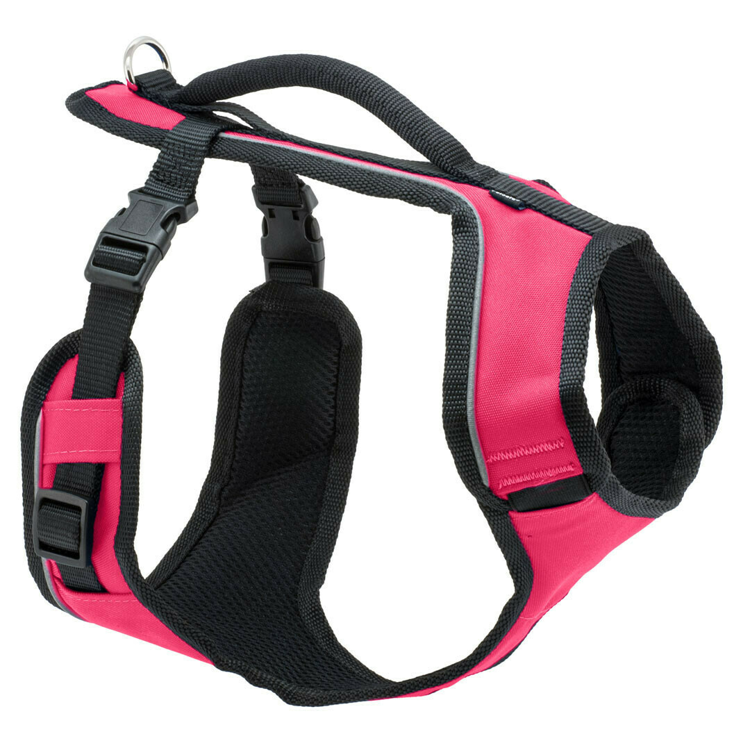 EASY SPORT HARNESS PINK LG