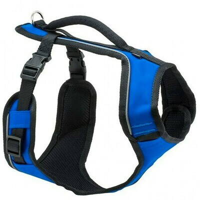 EASY SPORT HARNESS BLUE MD