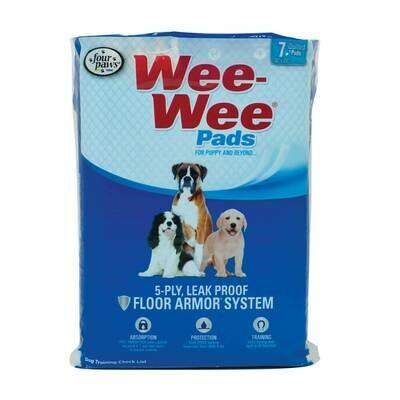 WEE WEE PADS 7PK