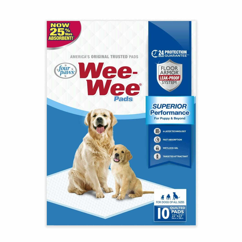 WEE WEE PADS 100 PK BAG