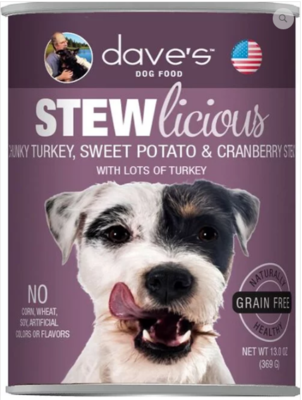 DAVES STEW TKY/SWP 13oz