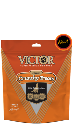 VICTOR CRUNCHY TURKEY 28oz