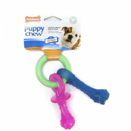 NYL TEETHING PACIFIER XS