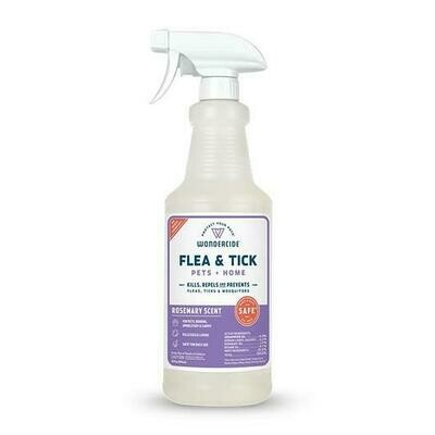 WONDERCIDE FLEA & TICK ROSEMARY 16oz