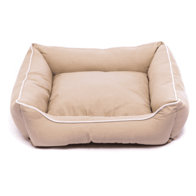 DGS BED LOUNGER 19X15 SAND