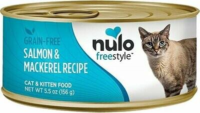 NULO CAT PATE SALM/MACK 5.5oz