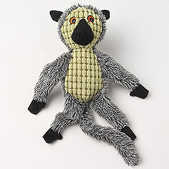 PETRAGEOUS LEO THE LEMUR 17""