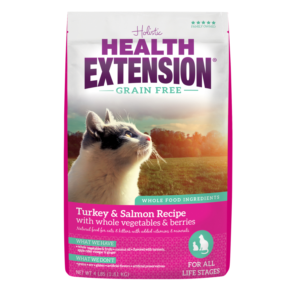 HEALTH EXT CAT TKY/SALM 15#