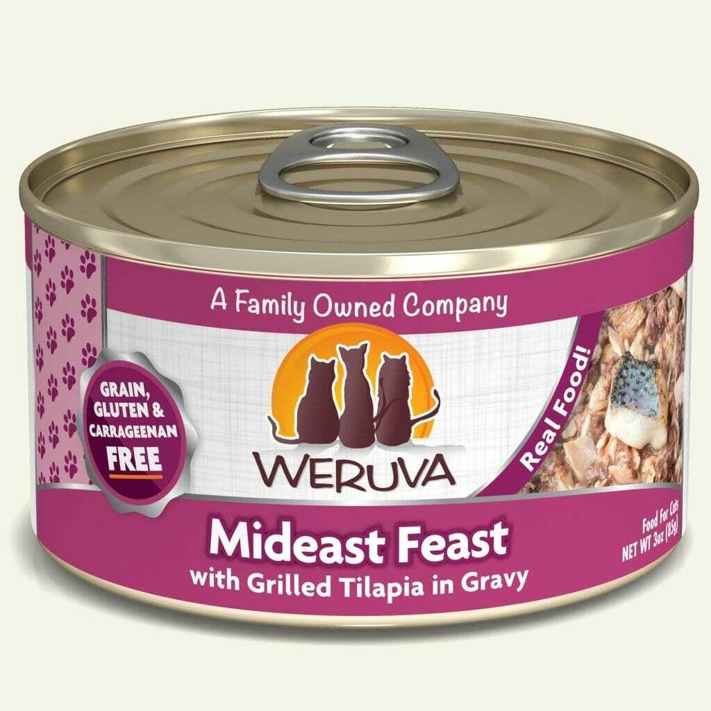 WERUVA XXX CAT MIDEAST FEAST 3oz