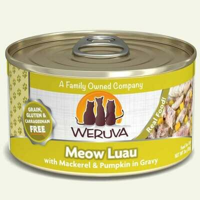 WERUVA CAT MEOW LUAU 3oz