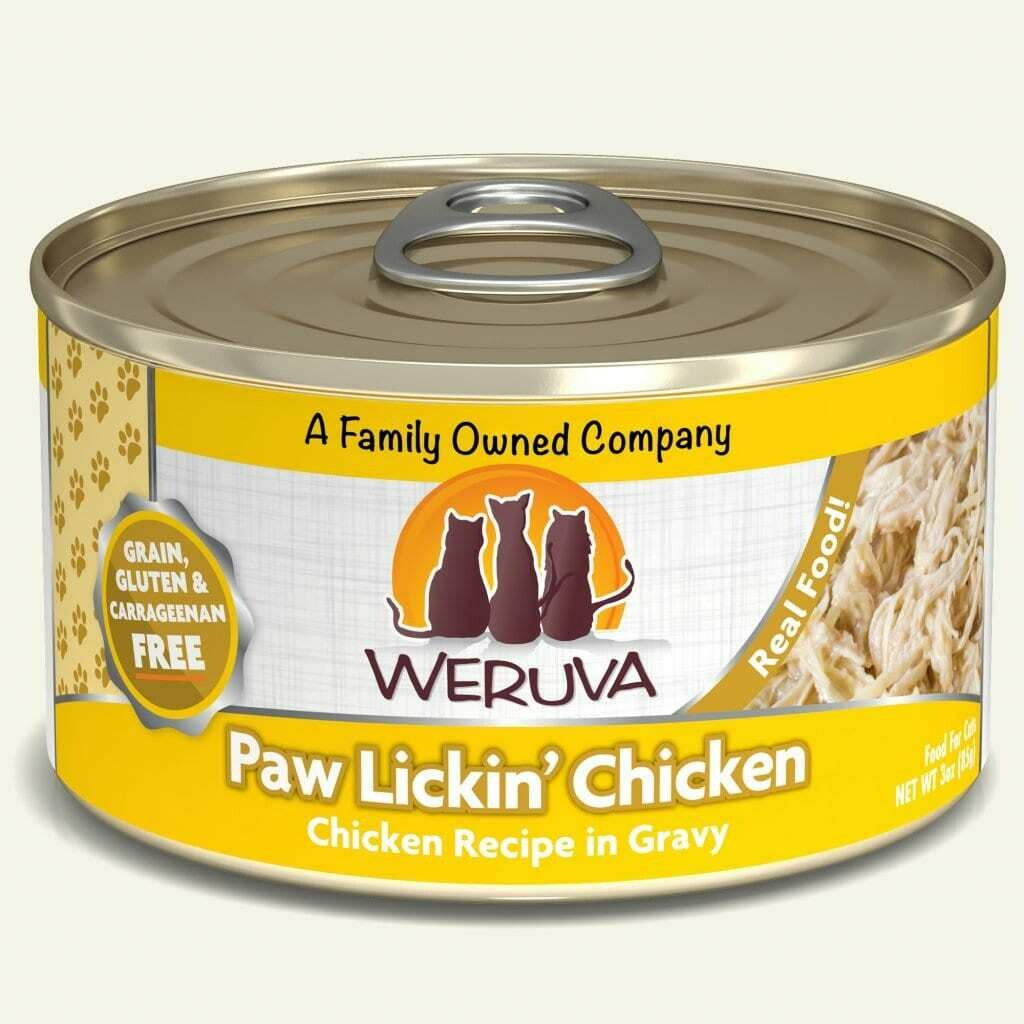 WERUVA CAT PAW LICKIN 3oz