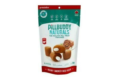 PILL BUDDY HICKORY BEEF 30CT