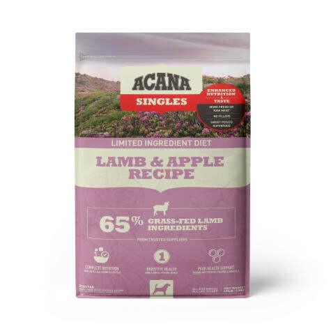 ACANA SINGLES LAMB & APPLE 13#