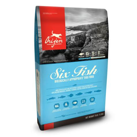 ORIJEN 6 FISH 25#