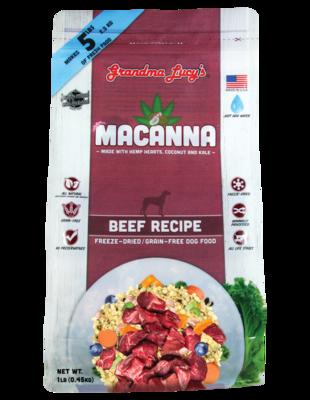 GRANDMA LUCYS MAC BEEF 1#