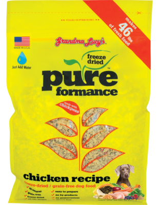 GRANDMA LUCYS PURE CHICKEN 10#