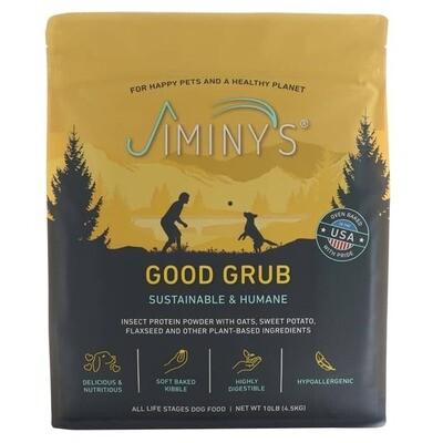 JIMINYS GOOD GRUB 10#
