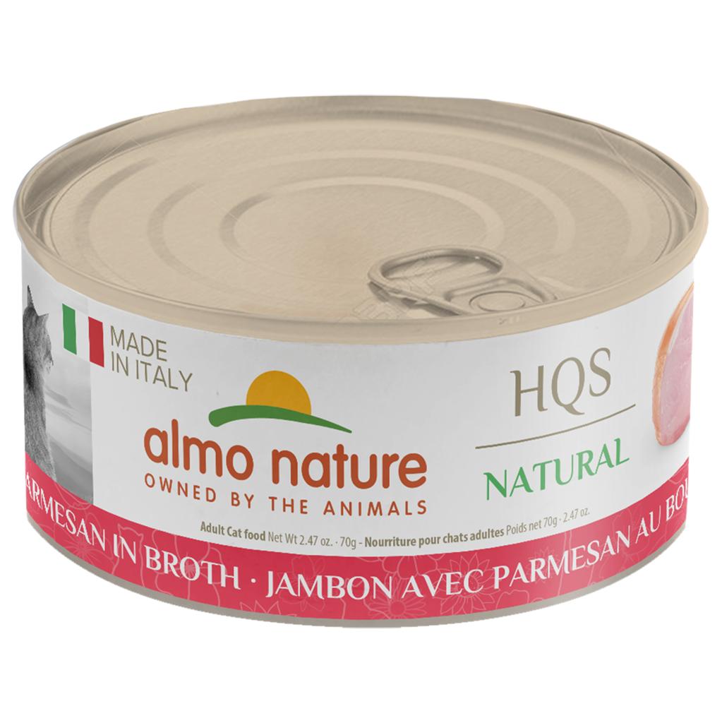 ALMO NAT ITALIAN HAM/PARM 2.4oz