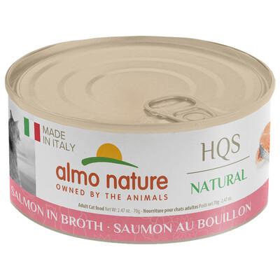 ALMO NAT ITALIAN SALMON 2.4oz