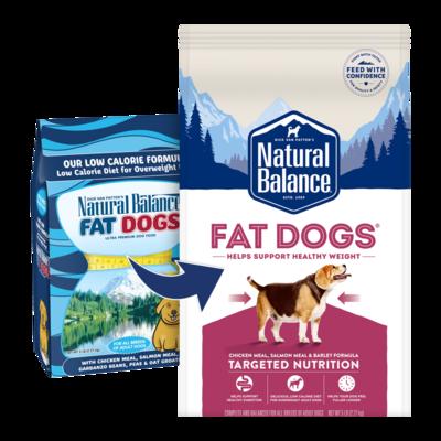 NAT BAL FAT DOG 15#
