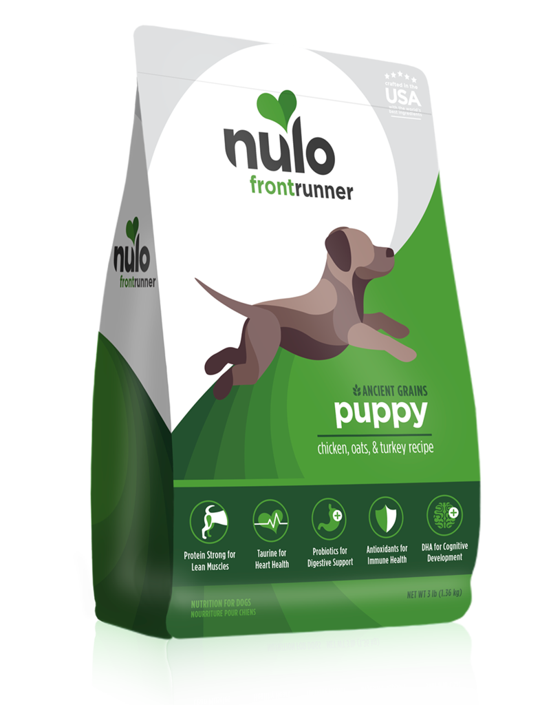 NULO FRONT CHX/OAT PUPPY 3#