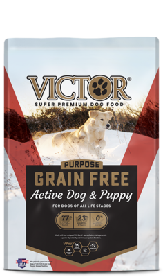 VICTOR GF ACTIVE/PUPPY 15#