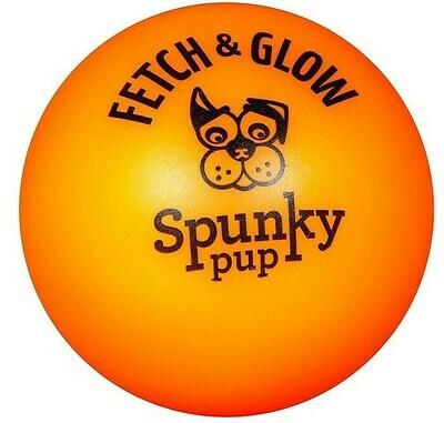 SPUNKY FETCH & GLOW BALL