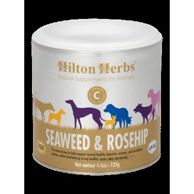 HILTON HERBS SEAWEED/ROSEHIP