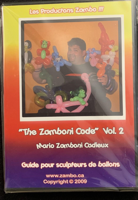 Zamboni code Vol 2