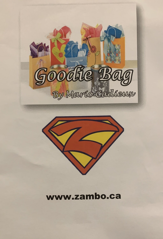 Le goodie bag
