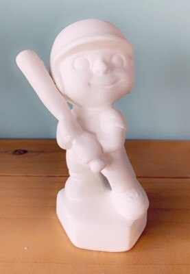 Baseball Figurine