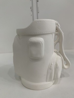 Golf Club Bag Mug