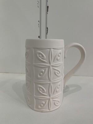 Tin Ceiling Mug