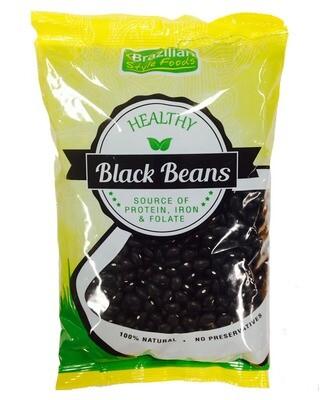 Black Beans (Feijao Preto) 500g