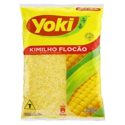 KIMILHO Flocao Corn Flour 500G